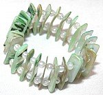 Designer Jewelry Shell Bracelet