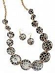 Giraffe Print Boho Jewelry