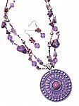 Fashion Jewelry in Purple