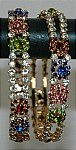 Bracelet Rhinestone with Colors
