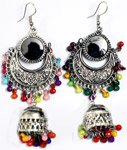 Handmade Tribal Colorful Gypsy Earrings