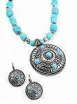 Turquoise Beaded Fashion Jewelry