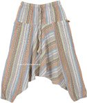 Fun Pack Striped Cotton Kid Aladdin Pants