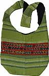 Cotton Fabric Shoulder Bag
