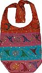 Multi Trendy Indian Ethnic Handbag