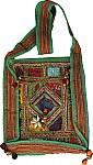 Ethinc Embroidered Handbag