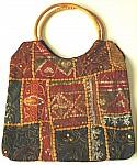 Bohemian Indian Sequin Shoulder Bag