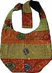 Indian handbag with sequins [1307]