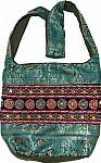 Brocade Sari Handbag