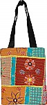 Ethnic Patchwork Party Bag