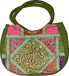 Handbag womens in rich and vibrant colors [2037]