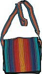 Summer Handbag In Stripes