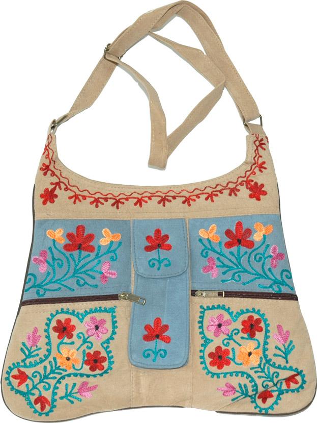 Kashmir inspired shoulder bag sale on bags skirts
