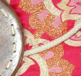 Pink Clutch Purse