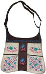 Kashmiri Embroidery Shoulder Bag [2410]