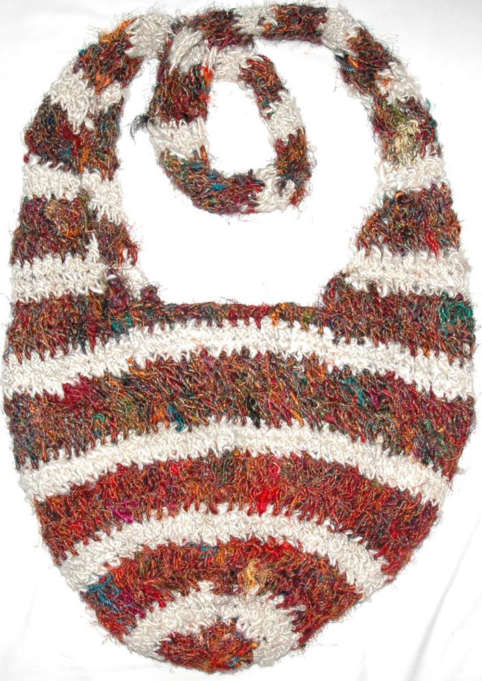 Sweater Winter Handbag , I Am Cold Winter Handbag