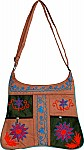 Floral Embroidered Handbag [2583]