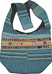 Bohemian Shoulder Sling Book Bag