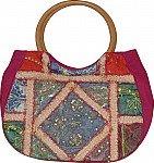 Womens Sequined Handbag [3038]