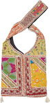 Colorful Gypsy Life Vibe Sling with Patchwork Bag