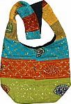 Bohemian Sequined Shoulder Handbag