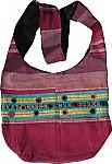 Bohemian Sling College Bag