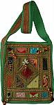 Goblin Patchwork Handbag