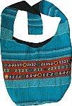 Blue Ethnic Book Bag