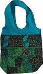Bohemian Patchwork Cotton Bag
