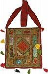Fabric Handbags - Multi Patchwork
