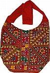 Tamarillo Indian Handbag