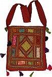 Tamarillo Bohemian Shoulder Bag