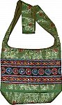 Brocade Sari Ethnic Handbag