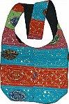 Shoulder Bag with Sequins