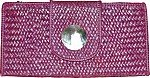 Cane Weaved Clutch Purse