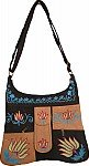 Ethnic Embroidered Shoulder Bag