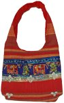 Shells Shoulder Bohemian College Bag