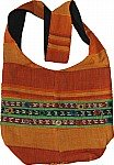 Bohemian Shoulder Sling College Bag
