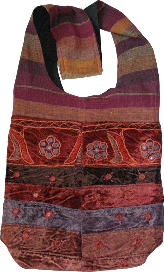 Cloth Handbag Purse Purses Bags
