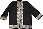 Wool Coat from Kashmir [1514]