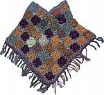 Handworked Crochet Poncho