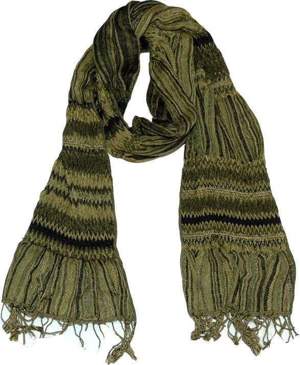 Kelp Neck Scarf :  shawl stole bohemian