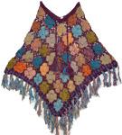Cosmic Crochet - A - Poncho