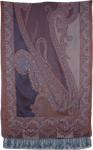 Indian Sequin Shawl Royal Shades [2707]