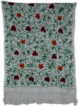 Embroidered Indian Scarf Stole [2742]