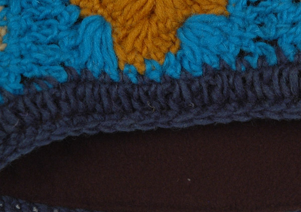 Hand Knit Wool Regent Head Band