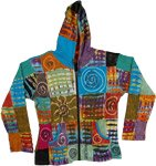 Meditation Camp Hooded Jacket