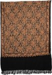 Copper Dazzle Fashion Stole