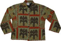Exotic Applique Siam Jacket