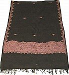 Brandy Rose Embroidered Shawl
